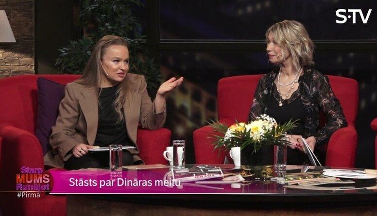 Dināras Rudānes dzīves radikālās pārmaiņas
