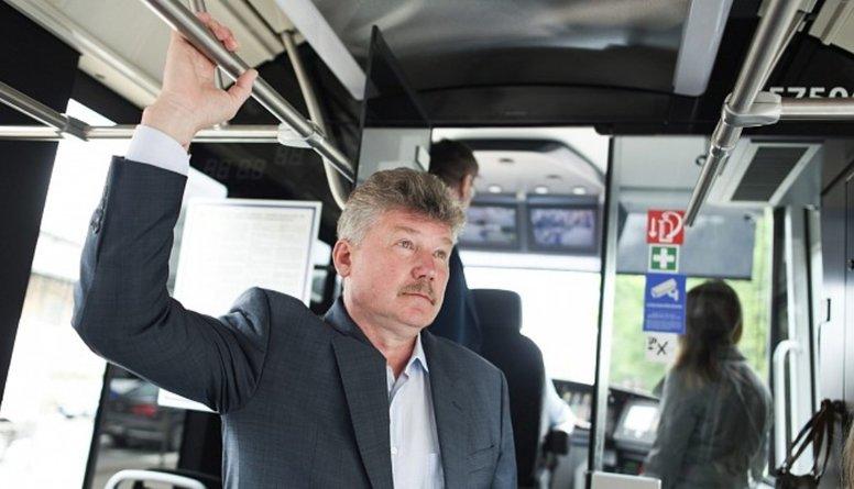 """KNAB aizturējis sešas """"Rīgas Satiksmes"""" amatpersonas - komentē Ašaradens"""