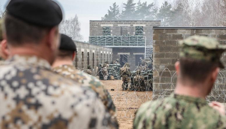 Ekspertes viedoklis: Vai nepieciešama vienota Eiropas armija?