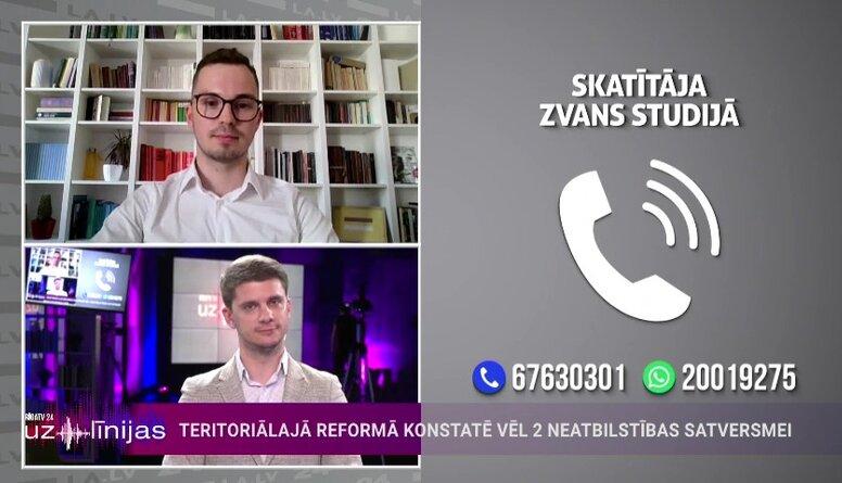 Vai kādreiz varēsim dzīvot Latvijā, nevis sīki sadalītos administratīvajos iedalījumos?
