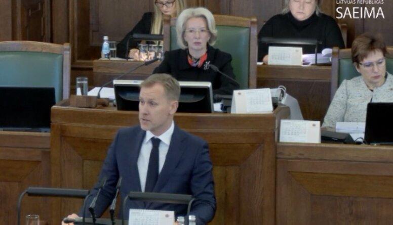 Speciālizlaidums: Saeima lūdz parlamentu iesaistīties Misānes lietā