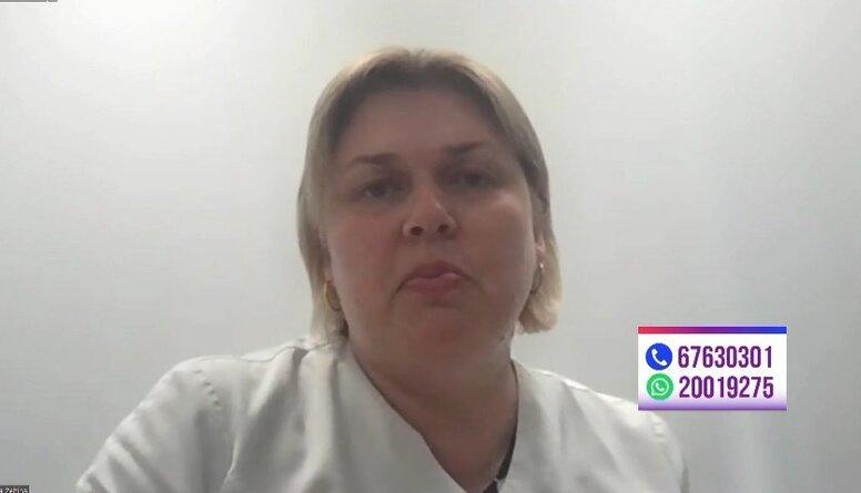 Infektoloģe Indra Zeltiņa par vakcinācijas procesa lēnīgumu Latvijā