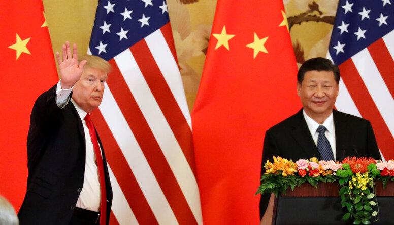 Viedoklis: ASV slēpj savas patiesās ekonomiskās intereses Ķīnā