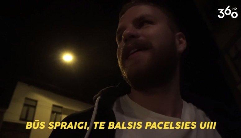 """Sarunu šovs par sportu """"Hattrick ar Puči"""" 1. sezona 4. epizode"""