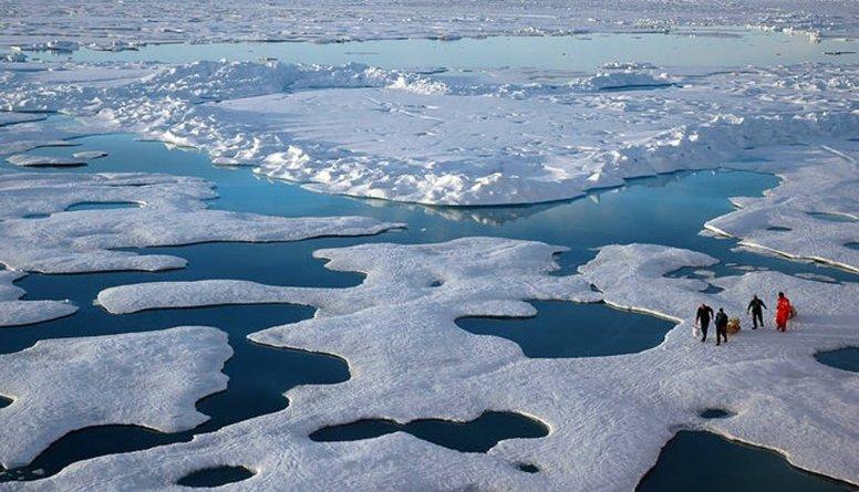 Antarktikas ledāji kūst 6 reizes straujāk nekā 1979. gadā
