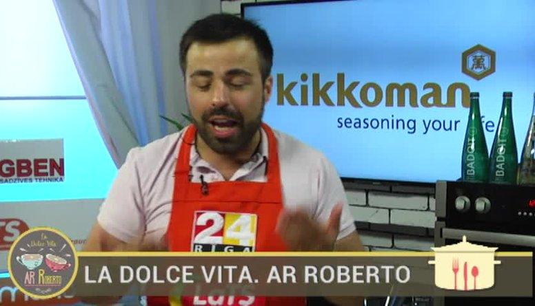 22.05.2017 La Dolce Vita. Ar Roberto 1. daļa