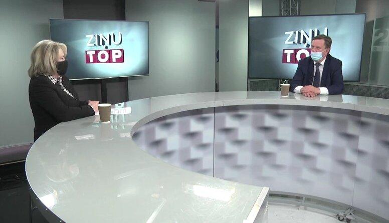 Māris Kučinskis par visu iedzīvotāju vakcinēšanu pret Covid-19