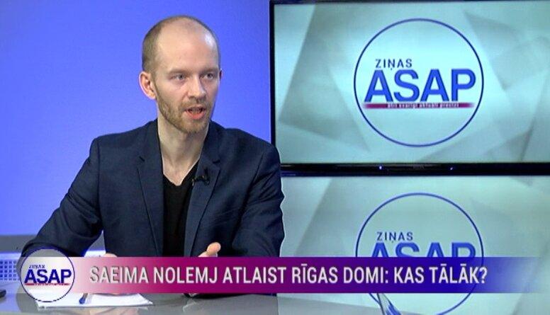 Šuvajevs: Rīgas domes priekšvēlēšanu aģitācijā dominēs divas tēmas..