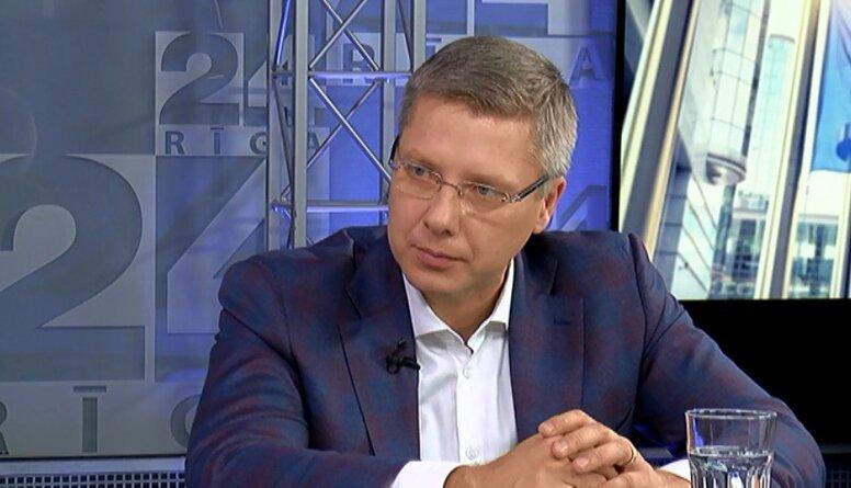"""Vai Nils Ušakovs ir partijas """"Saskaņa"""" līderis?"""