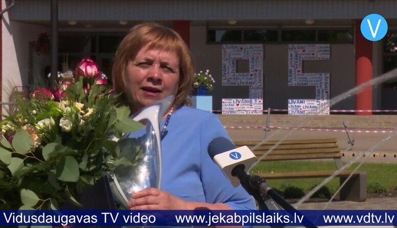 Līvānu pilsētas dzimšanas dienā apbalvo aizvadītā gada Goda pilsoni un Atzinību saņēmējus