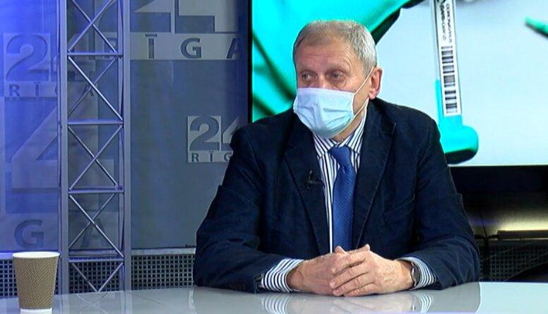 Jevgēņijs Kalējs par nacionāla mēroga vakcinēšanās punktiem