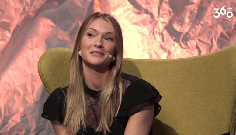 Vai Laurai Ikauniecei igauņi patīk labāk kā latvieši?