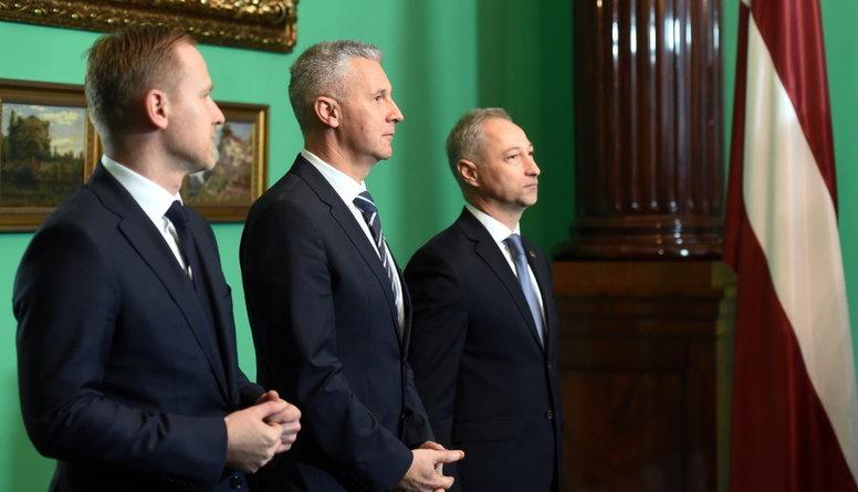 Diskusija: Vai kāds no pašreizējiem premjera kandidātiem izveidos valdību?