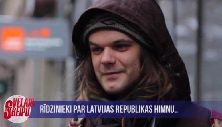 Ko zinām par Latvijas Republikas himnu?