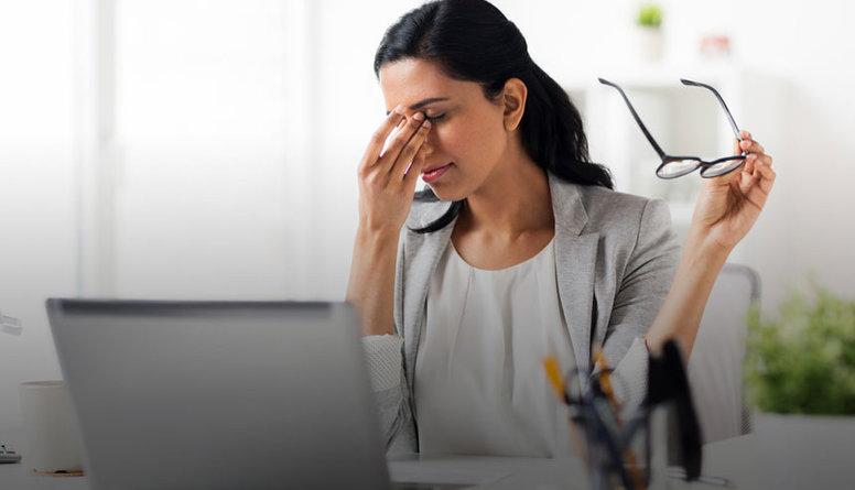 Mūsdienu modernā slimība - sausās acs sindroms