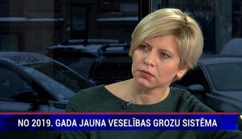 Anda Čakša par veselības aprūpes finansējuma sistēmas uzlabošanu