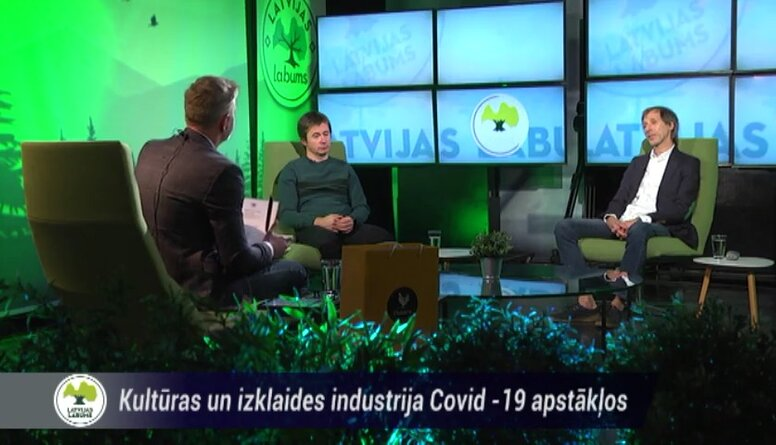 Kā pasākumu un kultūras nozare pārdzīvo Covid-19 laiku?