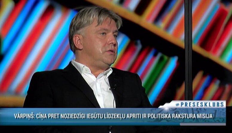 Jansons: Latvija konsekventi iet prom no labas pārvaldības principa