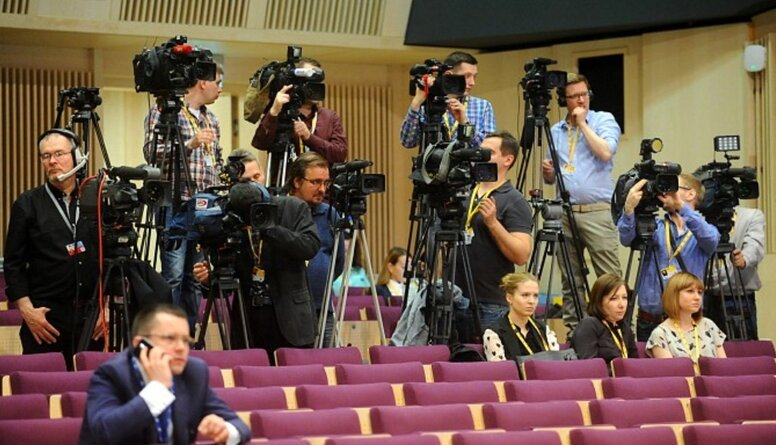 Līdaka: Latvijas žurnālistu vide un organizācijas ir ļoti vājas
