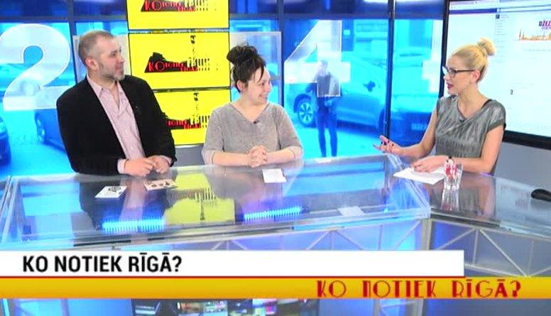 29.04.2017 Ko notiek Rīgā?