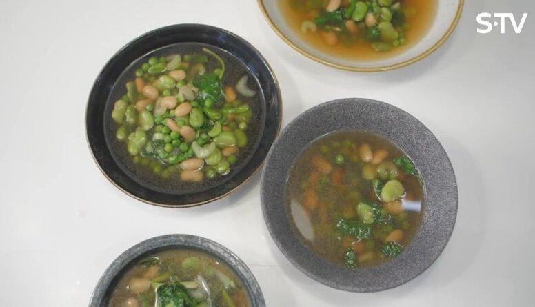 Recepte pārgājienā līdzi paņemamam ēdienam