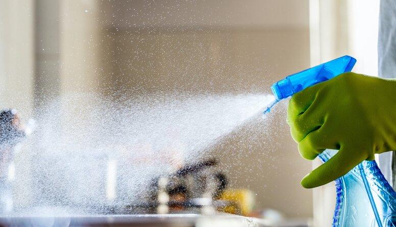 Kāds ir efektīvākais dezinfekcijas līdzeklis?