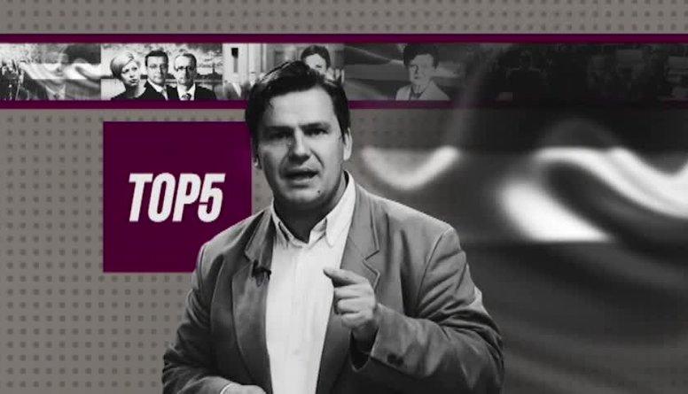 31.05.2017 Ziņu top 5
