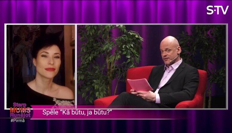 Ko Ieva Adamss dara, ja ierauga draudzenes vīru ar kādu sievieti?
