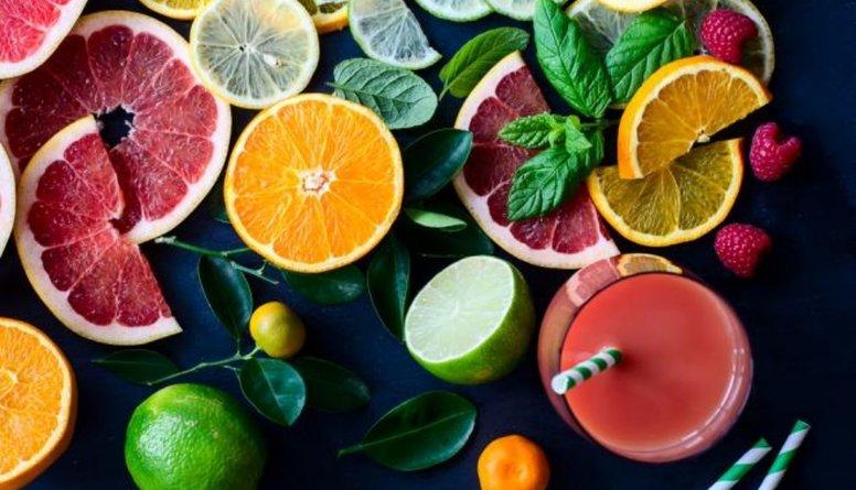 Uzmanies no pārmērīga C vitamīna patēriņa!