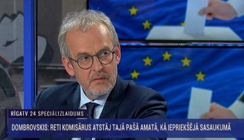 Speciālizlaidums:  Noslēgušās Eiropas Parlamenta vēlēšanas 2. daļa