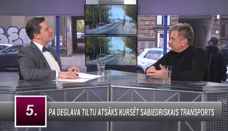 03.05.2019 Ziņu top 5