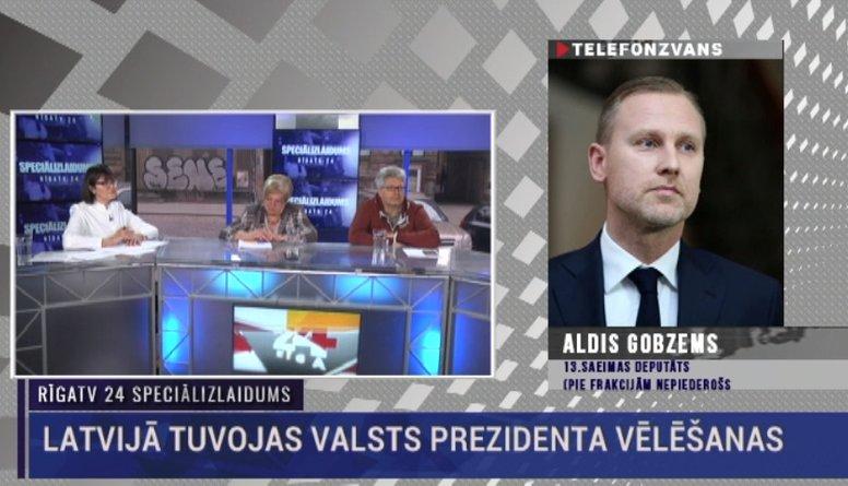 Speciālizlaidums: Latvijā tuvojas Valsts prezidenta vēlēšanas 1. daļa