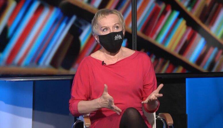 Raimonda Vazdika: Maskas ir pirmās, no kurām ir jātiek vaļā