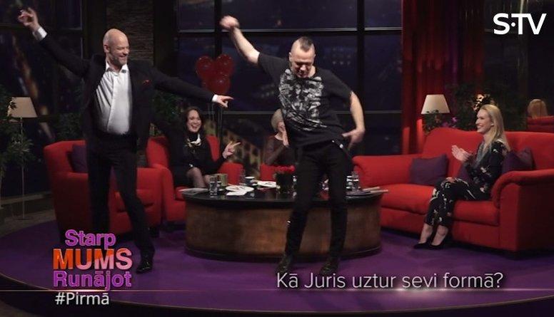 Juris Kaukulis demonstrē efektīvas kustības!