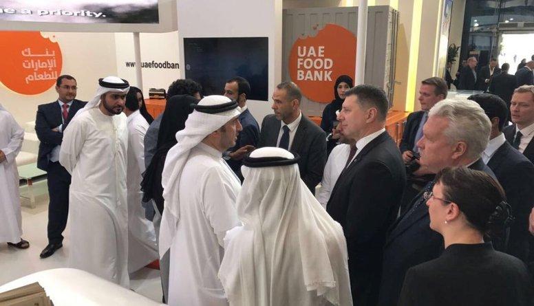 Apvienotie Arābu Emirāti - iespēju zeme uzņēmējiem?