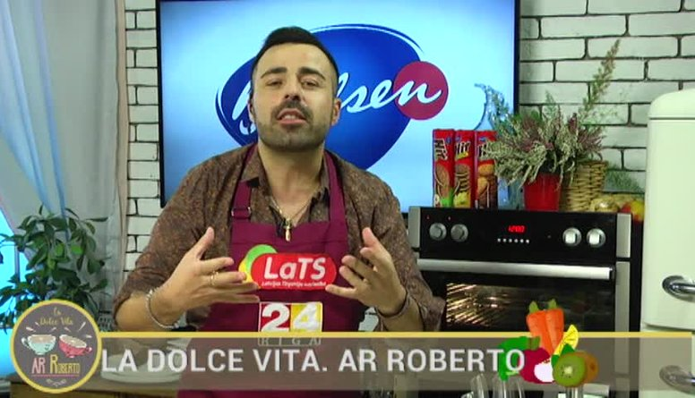 09.10.2017 La Dolce Vita. Ar Roberto 1. daļa
