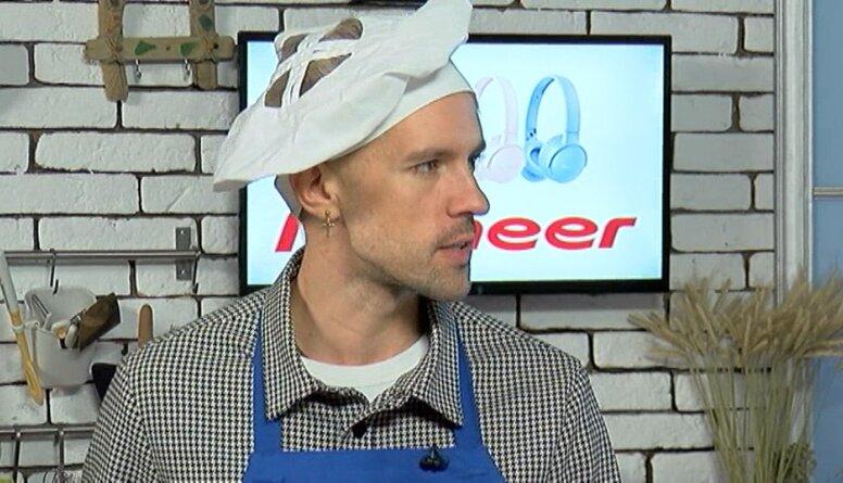 Markus Riva kļuvis par vegānu!