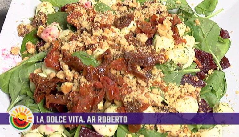 Jauna biešu salātu recepte - izmēģini!