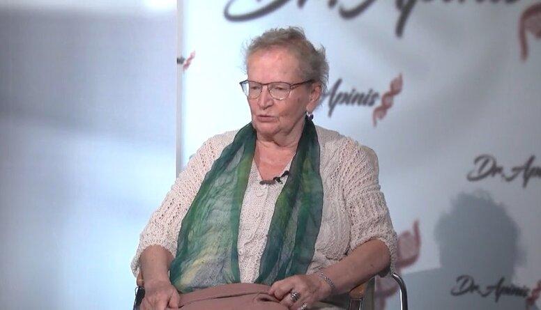 Māra Meijere stāsta, kā ar ģimeni tika izsūtīta uz Sibīriju