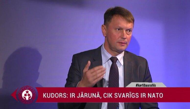 """Agešins: """"Saskaņas"""" politika ir Latvijas priekšrocība"""