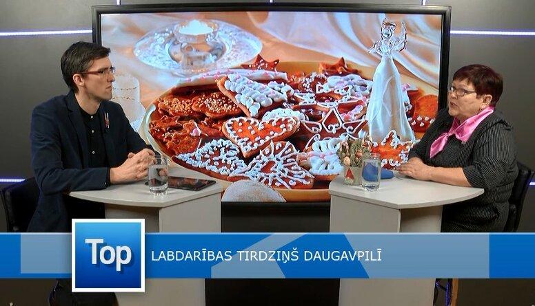 Aizvadīts labdarības tirdziņš Daugavpilī