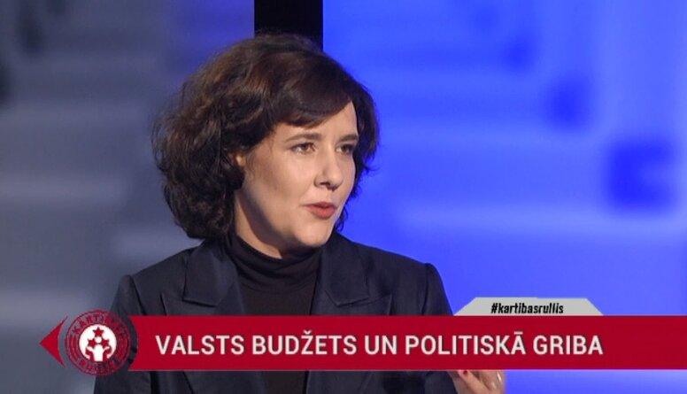 Reizniece-Ozola: Nauda ir sabiedrības uzticības kredīts
