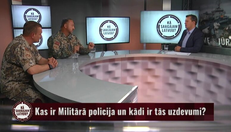Kādi ir galvenie Latvijas Militārās policijas uzdevumi?