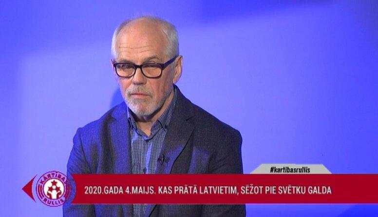 Hermanis: Vēl neesam pietiekoši demokrātiski, rietumnieciski un liberāli