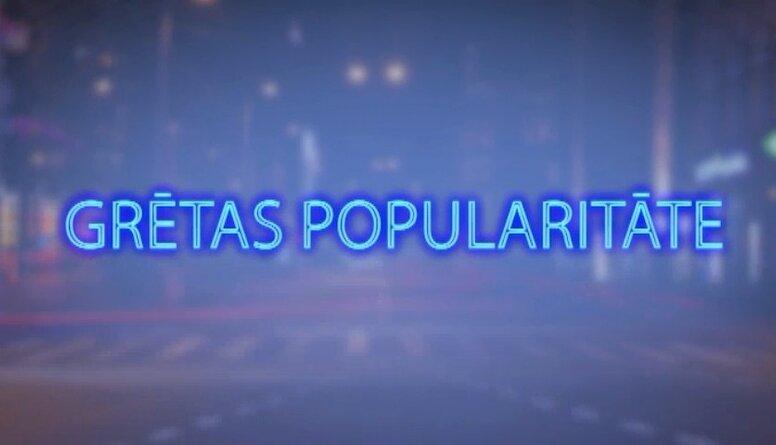 Tvitersāga: Grētas popularitāte