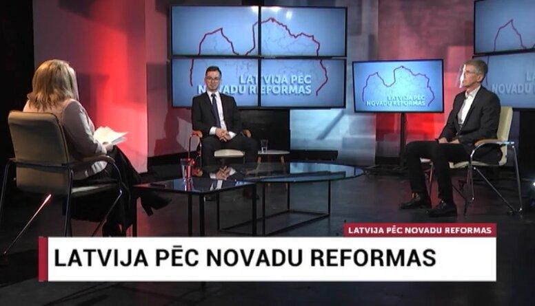 03.02.2021 Latvija pēc novadu reformas 2. daļa