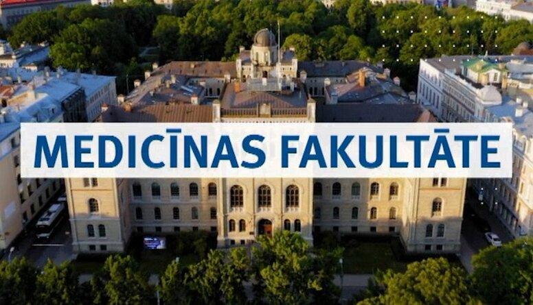 Studē Medicīnas fakultātē, lai spētu palīdzēt cilvēkiem un glābt dzīvības!