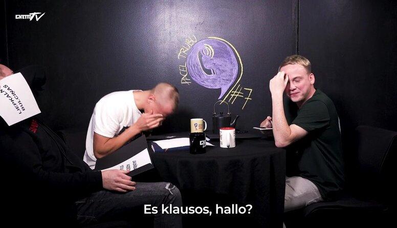 "18.02.2020 Ghetto Comedy ""Pacel Trubu"""