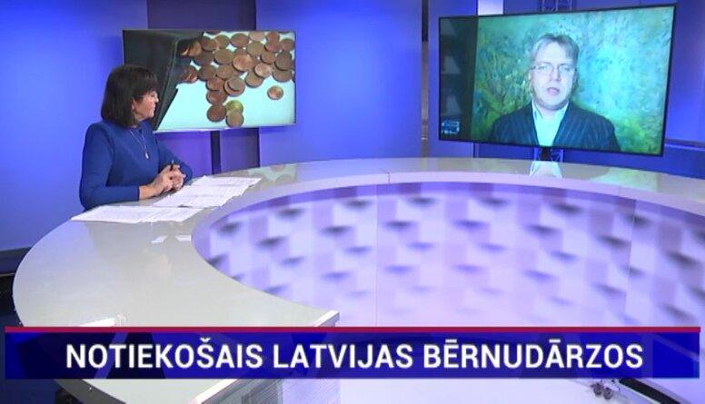 Tiesībsargs Juris Jansons komentē notiekošo Latvijas bērnudārzos