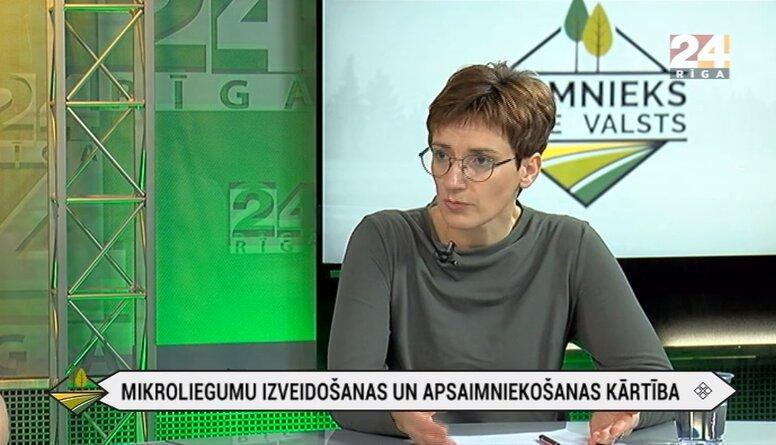 Kā notiek mikroliegumu izveide Latvijā?